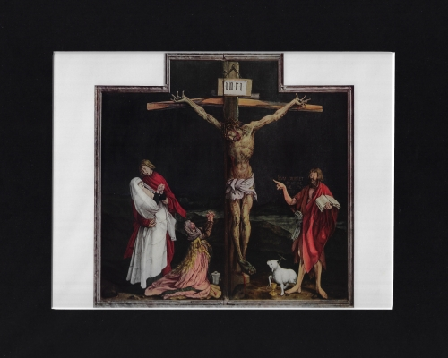 The Crucifixion MATHIAS GRUNEWALD