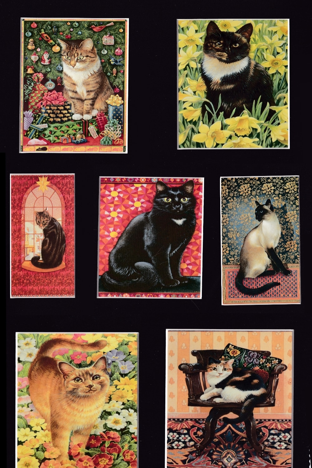 Lesley Ann Ivory Cats small